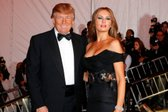 Donald Trump in Melania