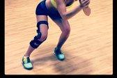 Lindsey Vonn že trenira