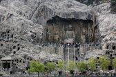 Longmen Grottoes, Kitajska