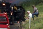Dick Van Dyke v prometni nesreči