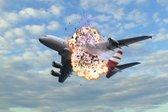 nesreča letala