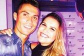 Cristiano Ronaldo in Katia Aveiro