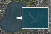 letalo v jezeru