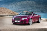 Bentley Continental GT Speed Convertible - 4