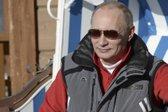 Vladimir Putin smuča v Sočiju - 5