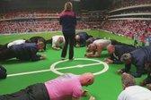 nogometni navijači hujšajo