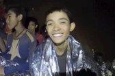 Tajski dečki, ujeti v jami