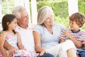 Babica, dedek in otroci