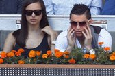 Cristiano Ronaldo in Irina Shayk