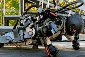 Robotska obleka, ki se upravlja zgolj s človeško močjo - 2