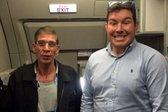 Ben Innes naredi selfie z ugrabiteljem - naslovna