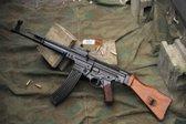 Vojaške puške skozi zgodovino - 1