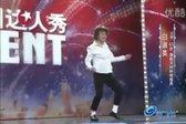 Michael Jackson nastopil na kitajskih talentih! - 1