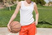 Najstnica in košarka
