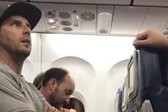 škandal na letalu Delta