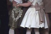 Pippa Middleton, prihod na poroko - 1