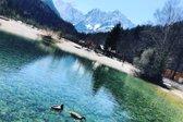 Jezero Jasna in Kranjska Gora