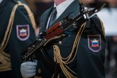 Slovesnost ob dnevu Slovenske vojske