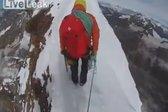 Hoja po grebenu Matterhorn - 1