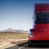 Tesla Semi Truck - 1
