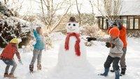 Zabava na snegu