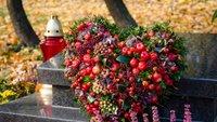 jesenske zasaditve rož na grobovih - 9