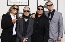 Nominirana Metallica bo igrala na podelitvi grammyjev