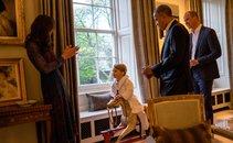 Obama in princ George - 2
