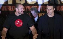 Tyson Fury Vladimir Kličko novinarska konferenca - 4