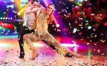 7. oddaja zvezde plešejo - 2