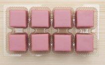 Roza čokoladni pralineji
