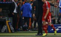 Pep Guardiola in Franck Ribery