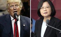 Donald Trump in Tsai Ing Wen