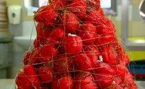 Praznični croquembouche