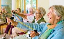 telovadba starejših