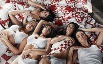 Kardashian-Jenner sestre za Calvin Klein