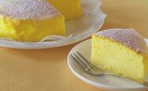 Japonska cheesecake torta