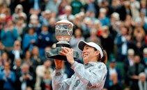 Garbine Muguruza finale Roland Garrosa 2016