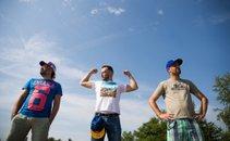 Trije kralji (Klemen, Klemen, Zlatko, Recycleman) - 3