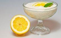 Limonin mousse