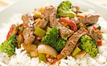 Goveji chop suey