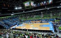 Slovenija košarka Stožice