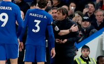 Antonio Conte Lee Mason Marcos Alonso