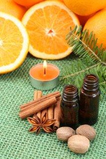 Eterično olje iz pomaranče