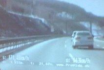 Posnetek vožnje s Kresalovo