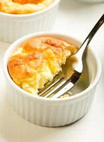 Krompirjev souffle
