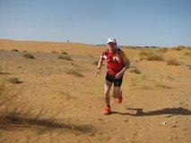 končan maraton po puščavi - 10