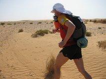 končan maraton po puščavi - 11