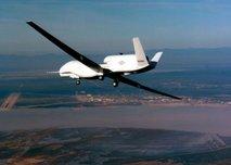 Ameriško brezpilotno letalo Global Hawk