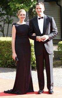 Španska princesa Cristina z možem